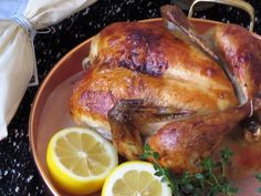 Julia Child's perfect Roast Chicken