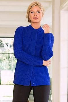 Women - Capture Textured Cardigan