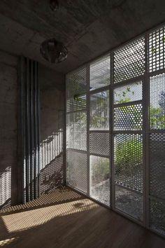 nhà ống, sân thượng, kiến trúc sư, thiết kế, diện tích