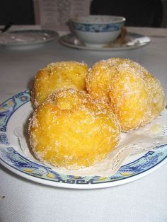 Chinese Donuts From Scratch Recipe. the best part of working in a Chinese restaurant was getting these everynight!