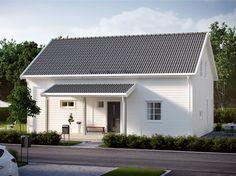 Behöver du två rum eller sju rum? Med smarta Villa Vimmerby från SmålandsVillan får du möjligheten att anpassa ditt hus efter dina behov!