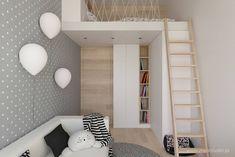 Children's room by mirai studio - Room Divider Bedroom Loft, Kids Bedroom, Student Room, Ideas Geniales, Kids Room Design, Diy Bed, Cool Beds, Dream Rooms, House Rooms