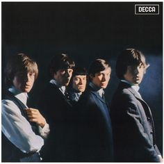The Rolling Stones debut LP released 17 April 1964
