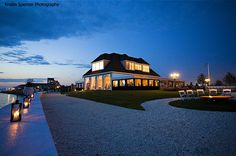 I can not believe that I am getting married here!  island house, belle mer, newport