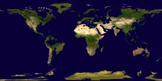 Flooded Earth By Doberman On DeviantArt - Flooded earth map