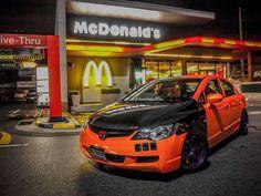 Honda civic fd