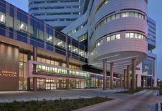 New Hospital Tower Rush University Medical Center,© James Steinkamp, Steinkamp Photography