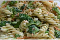Broccoli-Pumpkin Pasta Quinoa | Trim Down Club