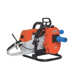 chainsaw-attachment > water pump Cool Tools, Diy Tools, Brush Truck, Water Irrigation, Stihl Chainsaw, Firefighter, Bristol, Wood Crafts, Outdoor Power Equipment