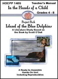 free Island of the Blue Dolphins 93-page unit!