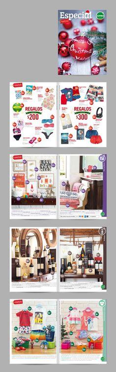 Catálogo de compras de Navidad 2014.