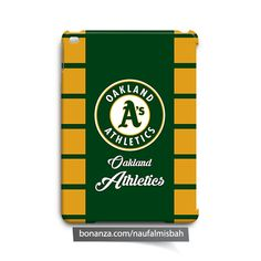 Oakland Athletics iPad Air Mini 2 3 4 Case Cover - Cases, Covers & Skins