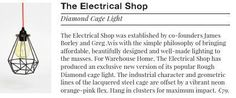Lighting   Design Inspiration   Loft Living #ClippedOnIssuu from Warehouse home Issue Two