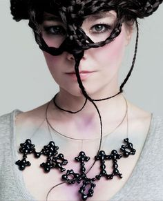 Björk by Inez & Vinoodh - Medúlla Cover Shoot - 2004