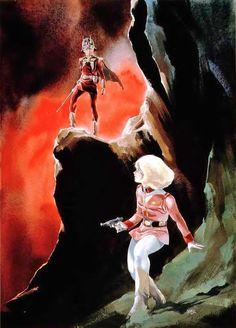 Gundam by Yasuhiko