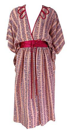Dress  Zandra Rhodes, 1970s  1stdibs.com