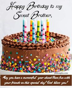 39 Best Happy birthday wishes message quote images images in 2020 ...