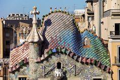 Casa Batlló - Antoni Gaudí - Fachada