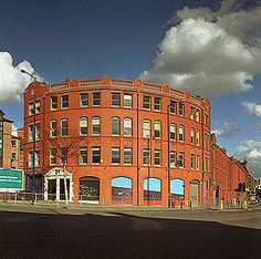 The Hacienda nightclub where I met t'other half in 96 about a year before it closed.  Since been pulled down and apartments built in its place.