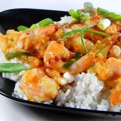 Awesome shrimp recipe - best option for a quick lunch