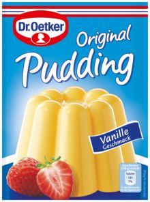 Produktsortiment - Pudding von Dr. Oetker