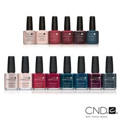 Introducing the new Fall 2015 Contradictions collection from CND. Stay tuned for the July launch!