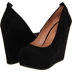 I want these shoes in my life! Personally I prefer wedges over high heels. You still get nice height, but they are much more comfortable.