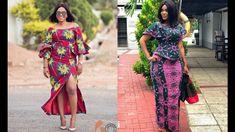 Ankara Skirt And Blouse, Ankara Dress, African Print Dresses, African Fashion Dresses, Ankara Styles, Blouse Styles, Stylish, Lady, Skirts