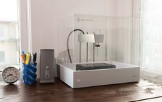 The $199 MOD-T Printer May Not Amaze, But It Points Towards The Future Of Home 3D Printing | TechCrunch