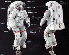 ISS船外活動用宇宙服