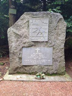 De Grote Oorlog - Monument bij Sippenaeken