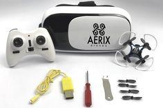 Aerix VIDIUS HD - World's Smallest Live Streaming HD Video Drone™