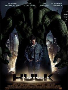 L'Incroyable Hulk : Affiche
