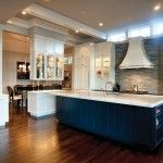 Contemporary Lowcountry: Kitchen