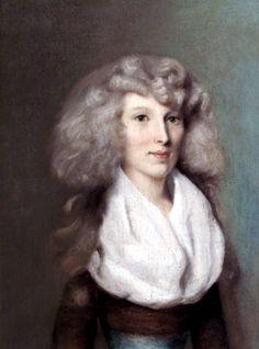 Portrait of a woman by John Opie (1761-1807)