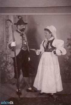 arkiv.dk | Hans Jesper Harald Fischer og Anna Gundersen f. Rasmusen