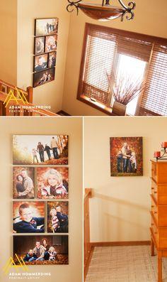 Minnesota Family Photographer Canvas Wall Art Adam Hommerding Photography