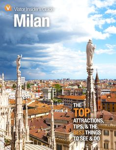 Need help planning your #Milan #vacation? Download our FREE Insider's Guide! Milan Things To Do, Germany And Italy, Italy Travel, Paris Skyline, Las Vegas, Places To Go, San Francisco, Europe, Tours