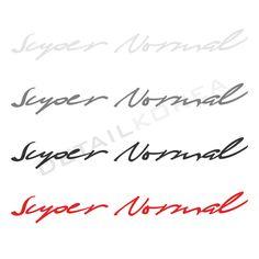Detailkorea Car Lettering Decal Sticker for Hyundai Avante #Detailkorea #Decal_Sticker #Hyundai #Avante #Lettering_Sticker #Car_Acc
