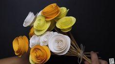 4 flores de papel para llenar tu hogar de color y alegría   Aprender manualidades es facilisimo.com