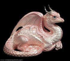 Lap Dragon - Shell Pink