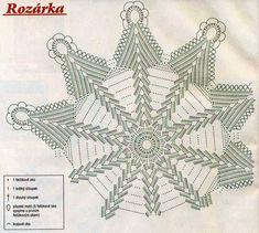 images attach b 4 113 635 Filet Crochet, Crochet Chart, Crochet Motif, Crochet Doilies, Crochet Flowers, Knit Crochet, Unique Crochet, Vintage Crochet, Owl Rug