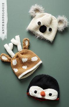 Critter Children's Beanie | Shop Anthropologie kid's holiday gifts