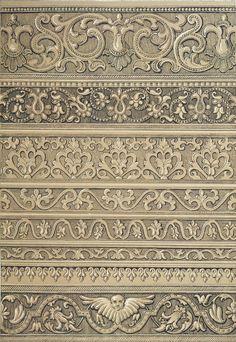 Нажмите чтобы закрыть изображение, нажмите и перетащите для изменения местоположения. Для просмотра изображений используйте стрелки. Border Design, Pattern Design, Molduras Vintage, Damask Decor, Ornament Drawing, Carving Designs, Borders And Frames, Russian Art, Wood Carving