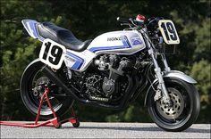 Freddie Spencer's Honda CB750F