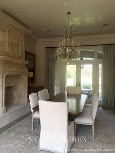 Segreto Secrets - Light and Elegant Dining Room