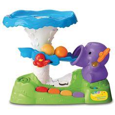 bol.com | VTech Baby - Lanceer & Leer Ballenbaan,VTech | Speelgoed