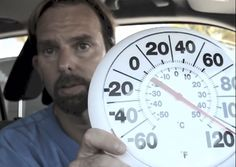 Vet films himself suffocating in a hot car to show what happens to your dog – http://dly.do/19Ty4p1