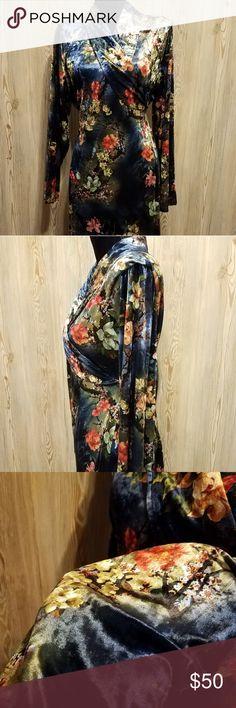 7e9e6e2eb08 Velvet Robe Long velvet robe Perfect color Size M.L.XL Intimates    Sleepwear Robes Velvet