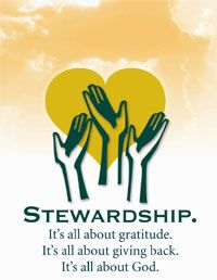 Stewardship 2-Page Poster | Embracing Life & Living Life Quotes ...